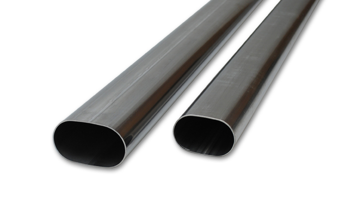 Parts Bin: Oval Exhaust Tubing from Vibrant Performance