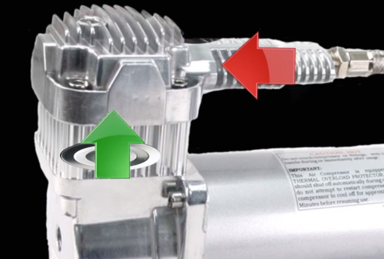 Video Air Compressor Check Valves Why You Need One And