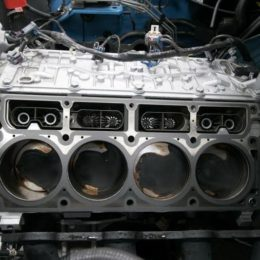 L76 engine with AFM hardware intact. (Image/LS2.com - HSV-GTS-300)