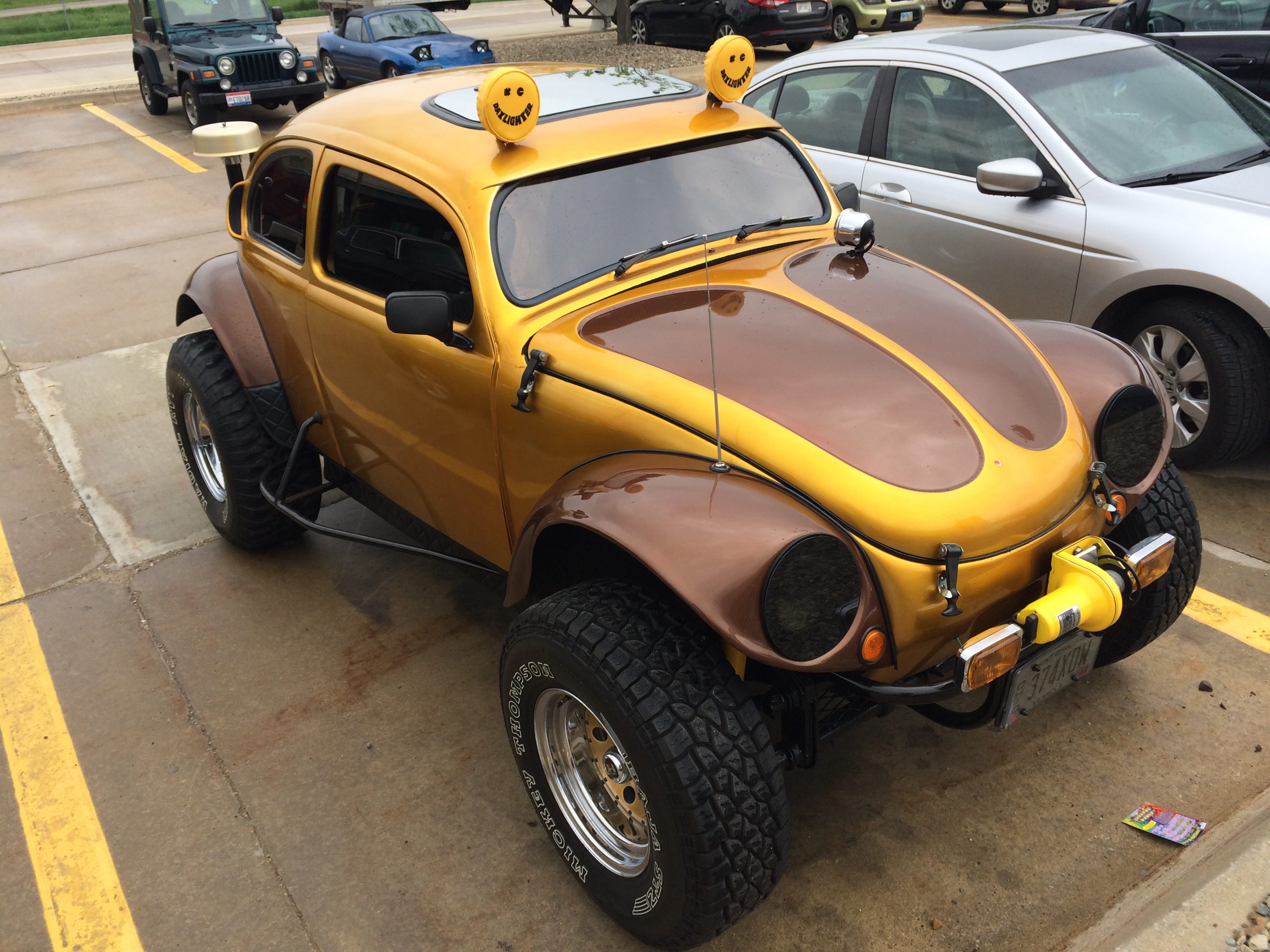 Lot Shots Find Of The Week Volkswagen Beetle Baja Bug