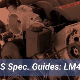GM LM4 Engine Guide and Specs