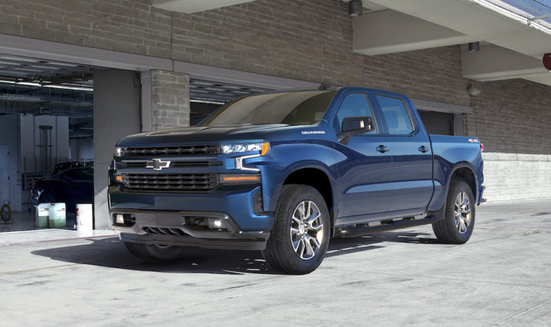 GM Unveils Turbocharged 2.7L I-4 Package for 2019 Silverado & Sierra Pickups - OnAllCylinders