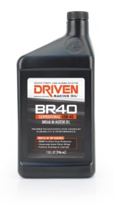 driven racing oil break-in oil