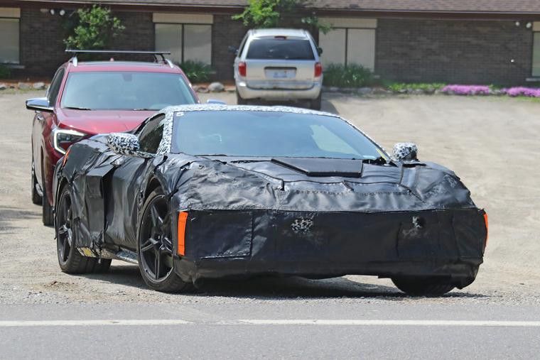 Spy Shots: Mid-Engined 2020 Corvette? - OnAllCylinders