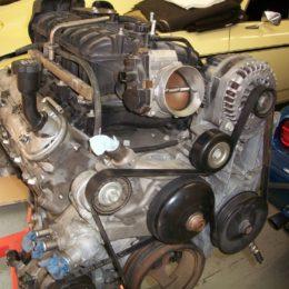 L92 junkyard pull