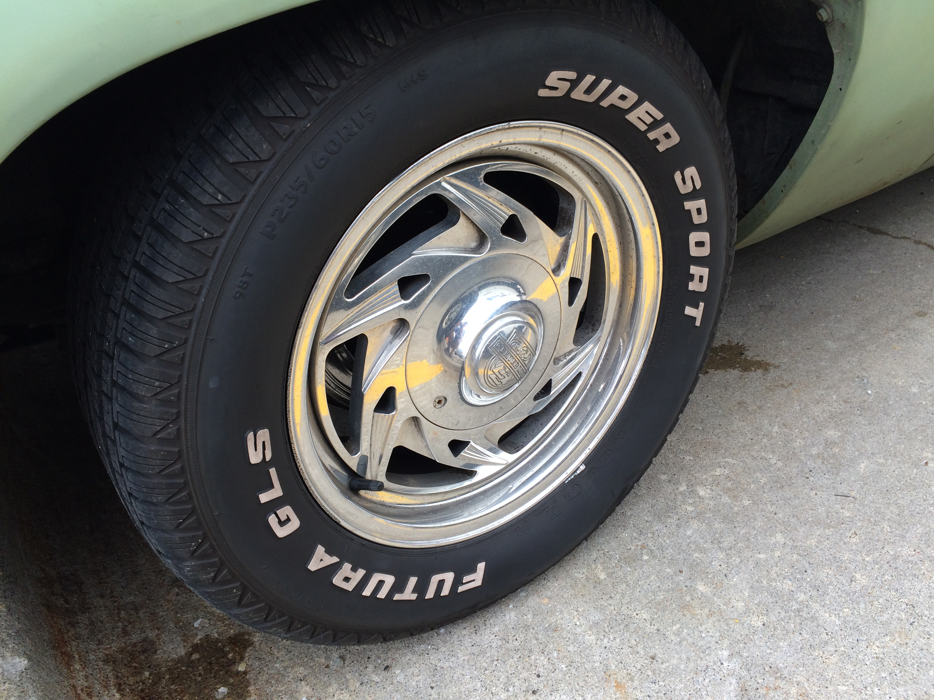 Lot Shots Find Of The Week 1973 Plymouth Satellite Wagon Station Retro Center Line Wheels