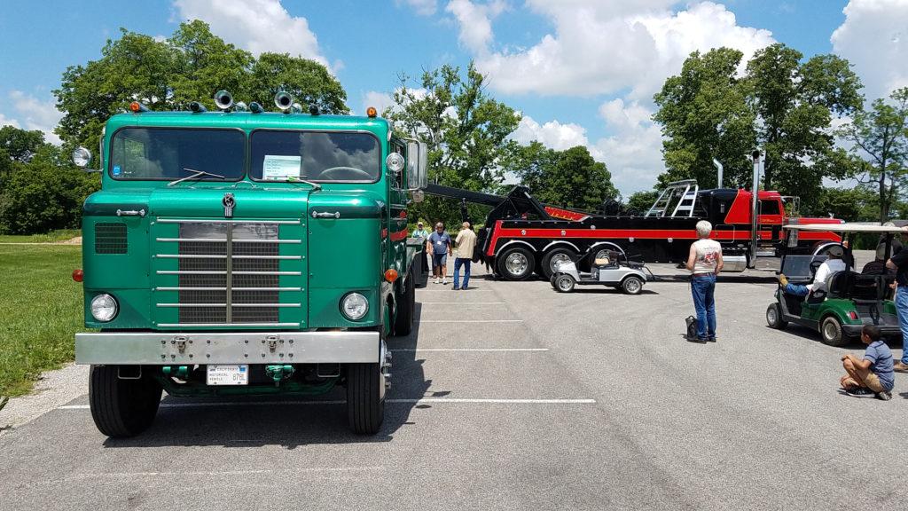 Green-COE-vintage-Truck