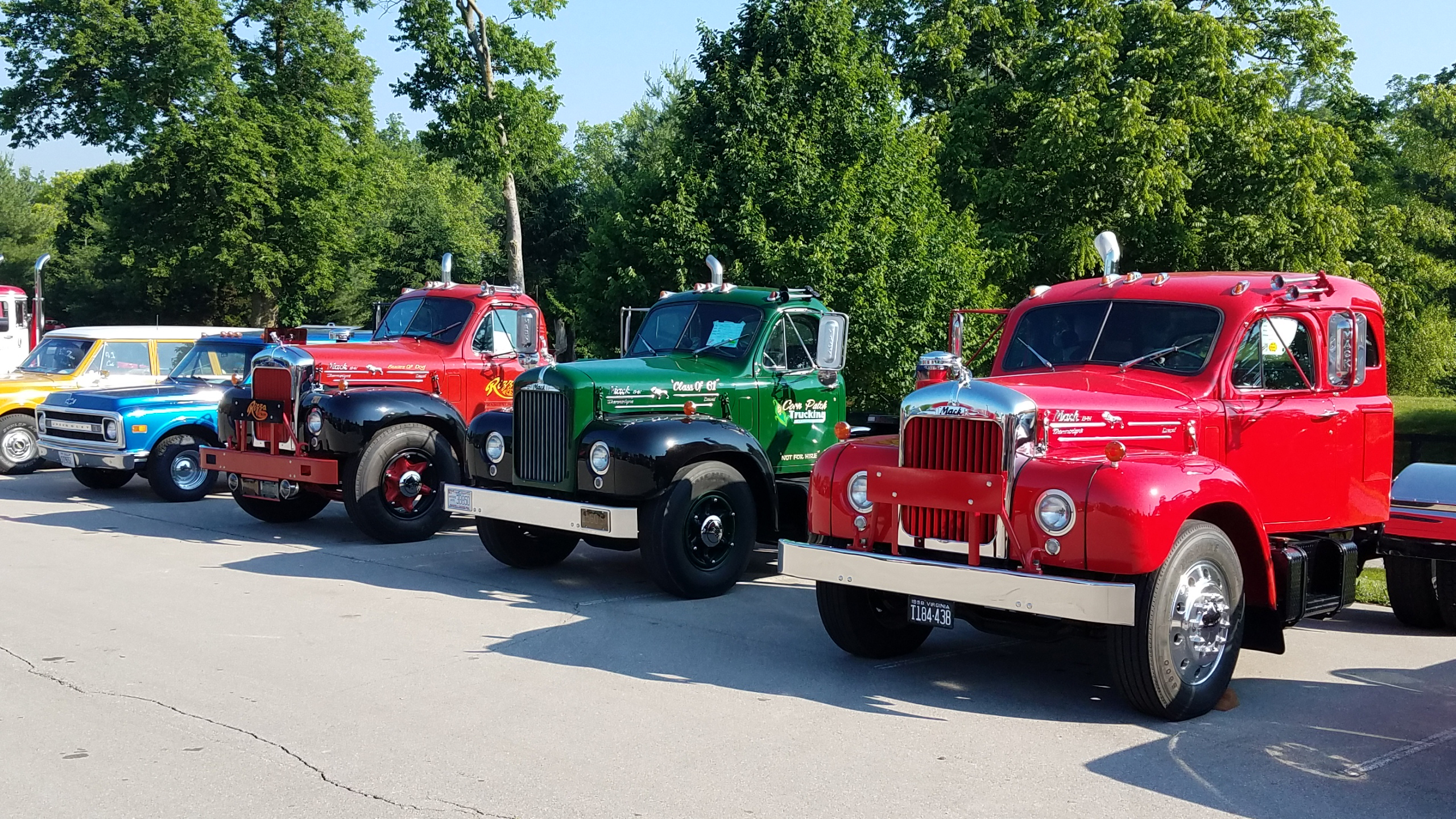Photo Gallery: American Truck Historical Society National Convention ...
