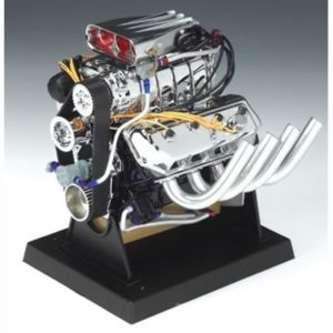 426 Hemi engine diecast