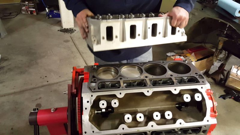 L92 cylinder heads