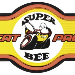 super bee LED sign