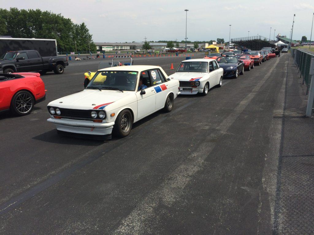 Datsun 510 front pair