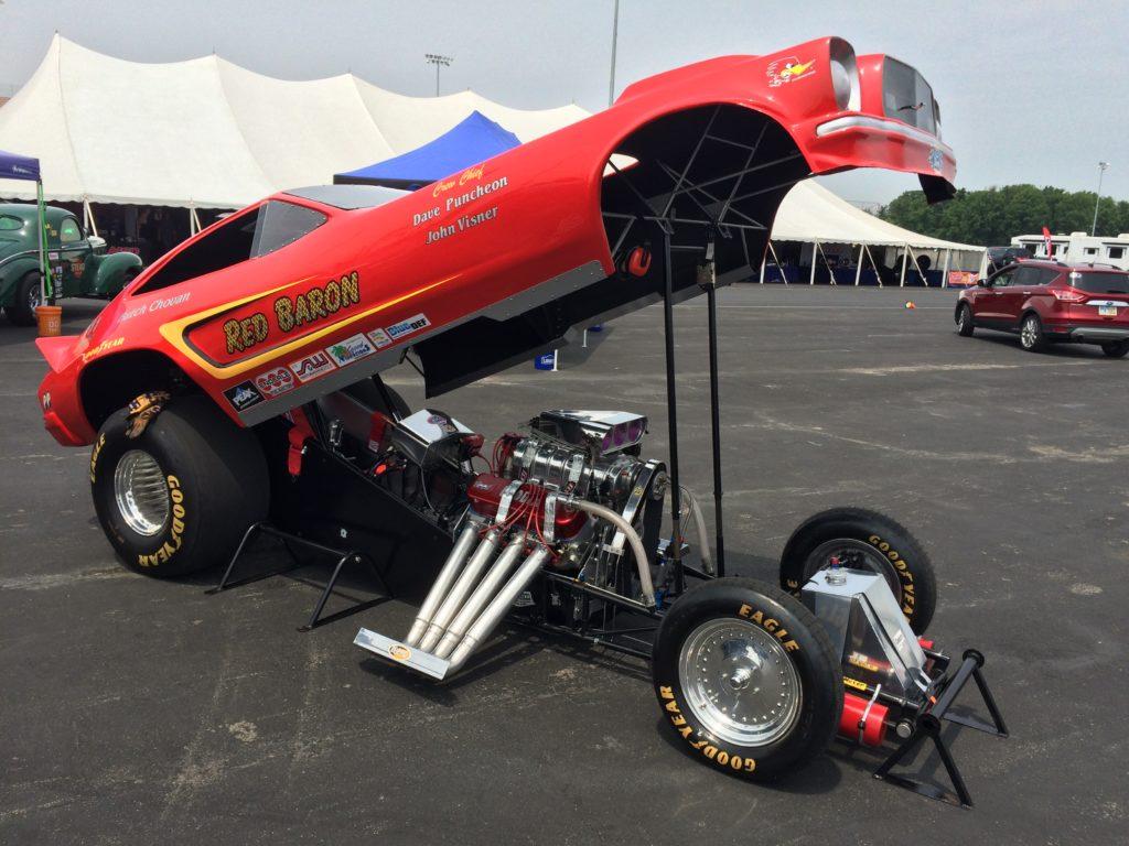 Mustang II Funny Car