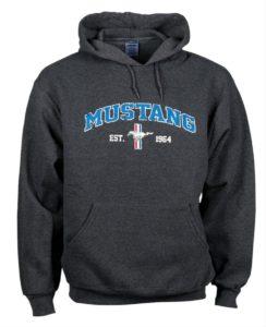 Mustang hoodie