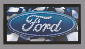ford animated led light