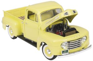 ford f-1 pickup die-cast