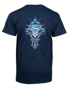 ford pinstripe t-shirt