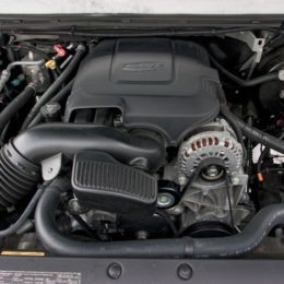 Chevy Tahoe 5.3 LY5 Engine 2008