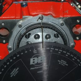 cam degree wheel
