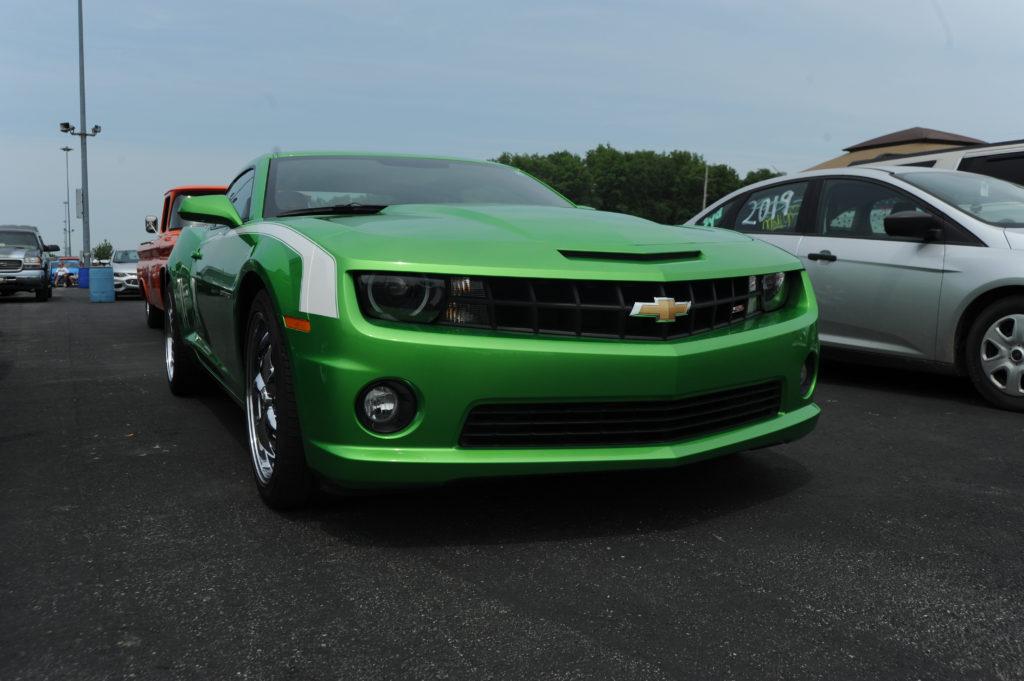 Green-Chevy-Camaro