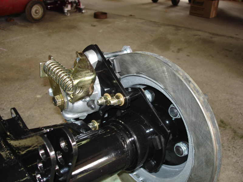 Mailbag Performing A Drum To Disc Brake Conversion On A