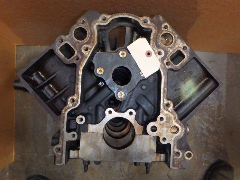 LY5 engine block