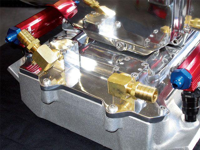 LS supercharger kit
