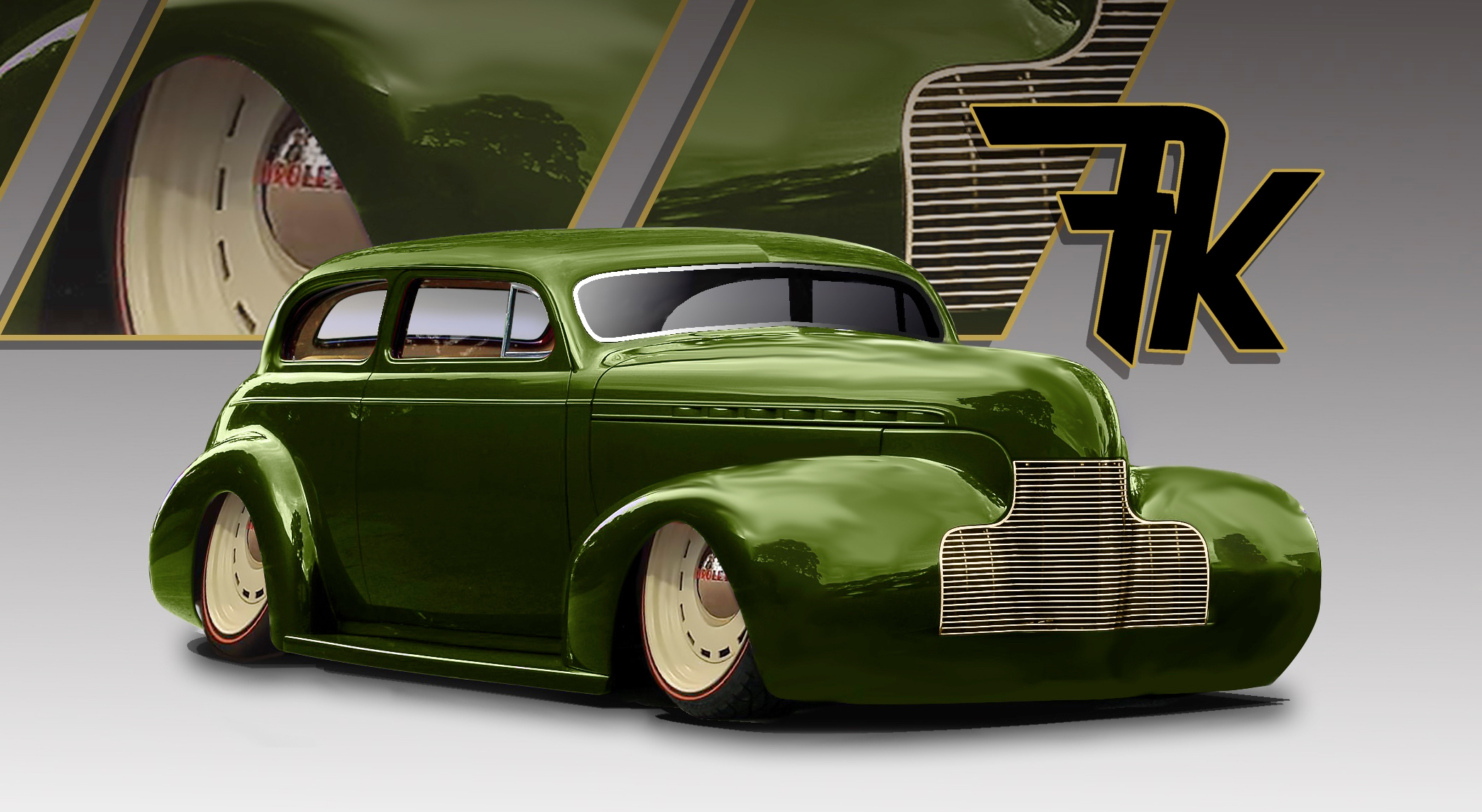 "One for Mom: Tinman 2 Kustoms' 1940 Chevy ""Tinmama ..."