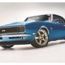 Reaction Hero: Ray Thompson's 1968 Camaro SS