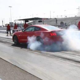 Mustang HP Wars on Strip