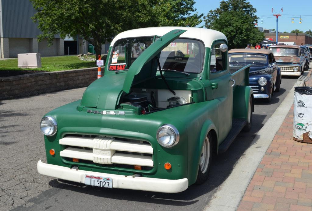 Green-Dodge-Truck