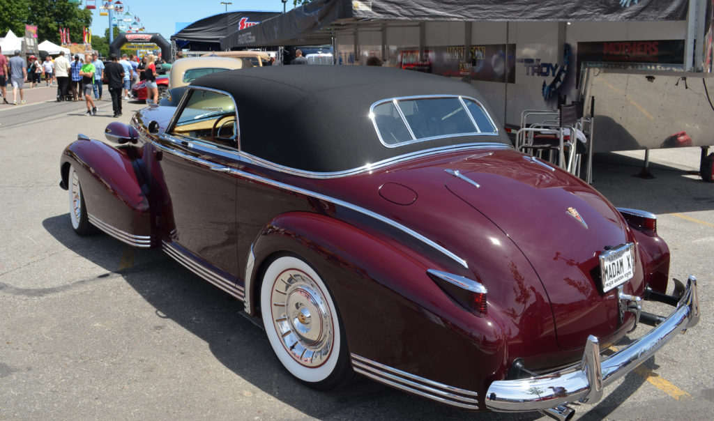 Maroon-Cadillac