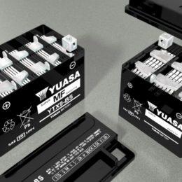 Yuasa Battery Video Still