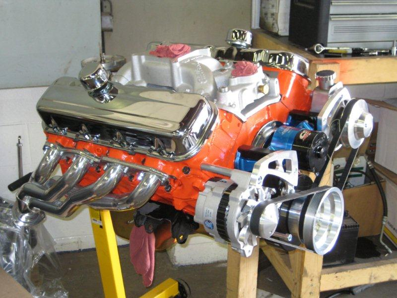 Mailbag: Rejuvenating an Old 454 Big Block Chevy ...