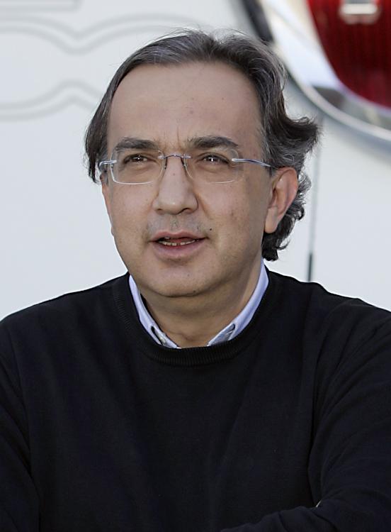Former Ferrari & Fiat Chrysler Chief Sergio Marchionne, 66, Dies