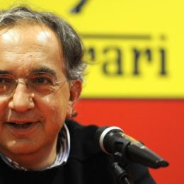 Sergio Marchionne photo by F1i.com