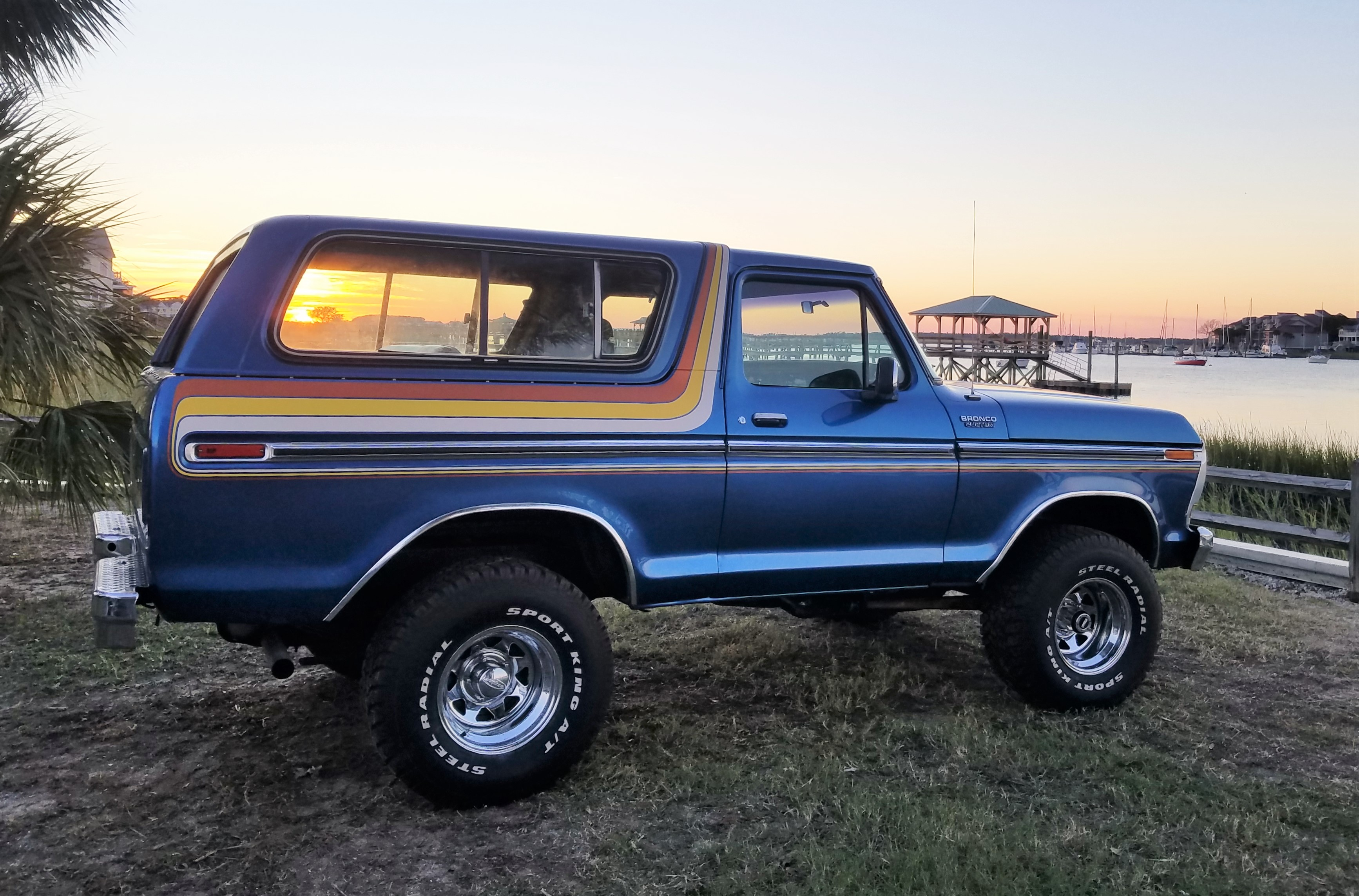 Project Road Warrior 2 0 Building A 1978 Bronco To Tackle