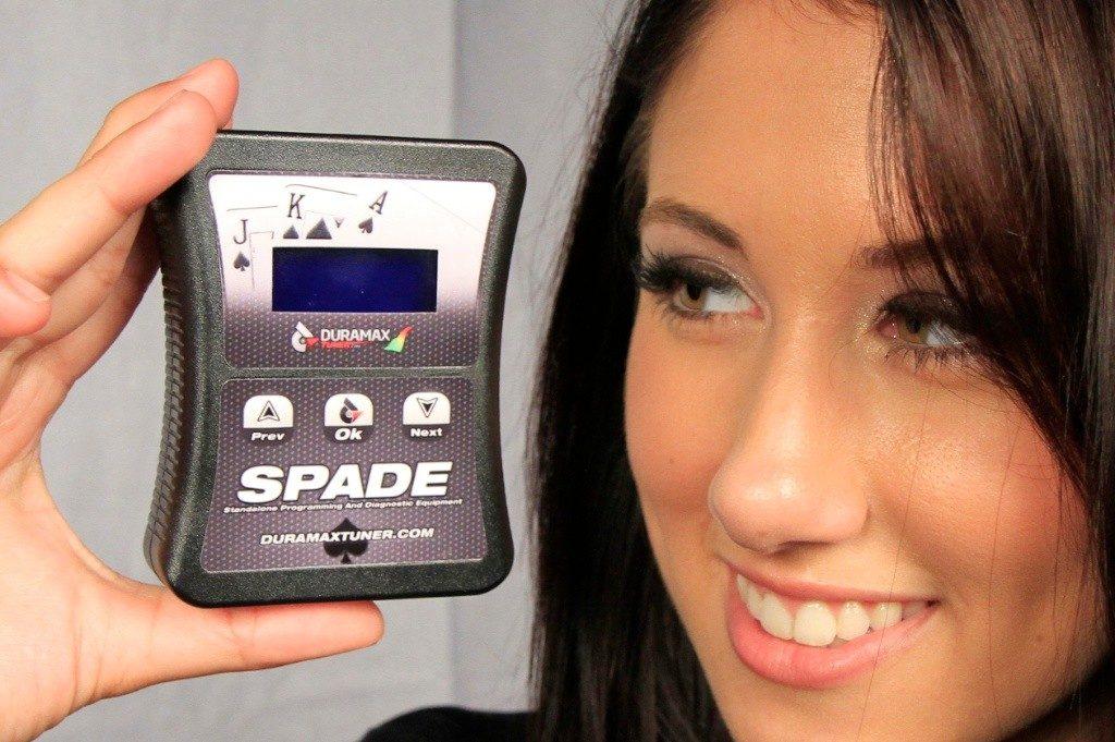 LML Spade Tuner