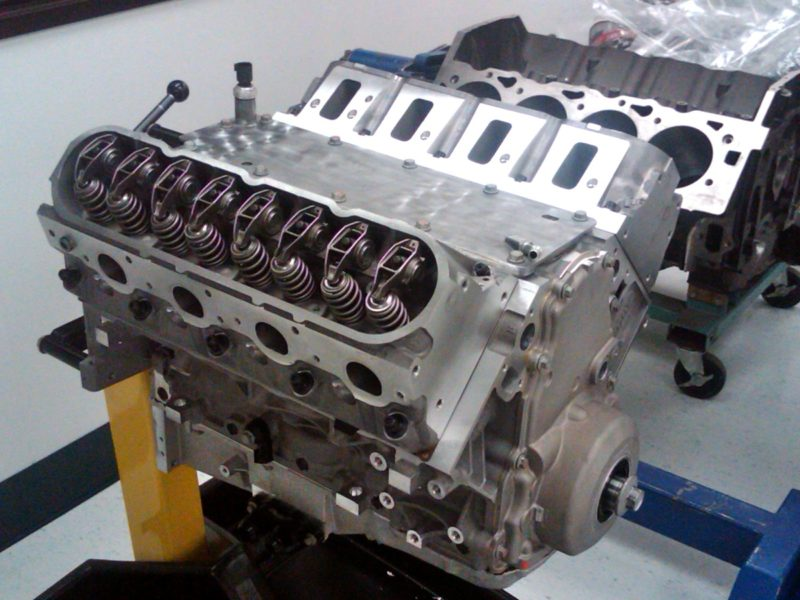 LS9 cylinder heads - Mark Stielow - Chevy Hardcore