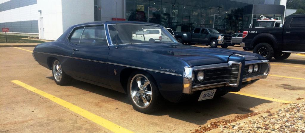 1969-Pontiac-Laurentian-Blue-passenger-side-profile