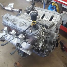 LC9 5.3 engine swap