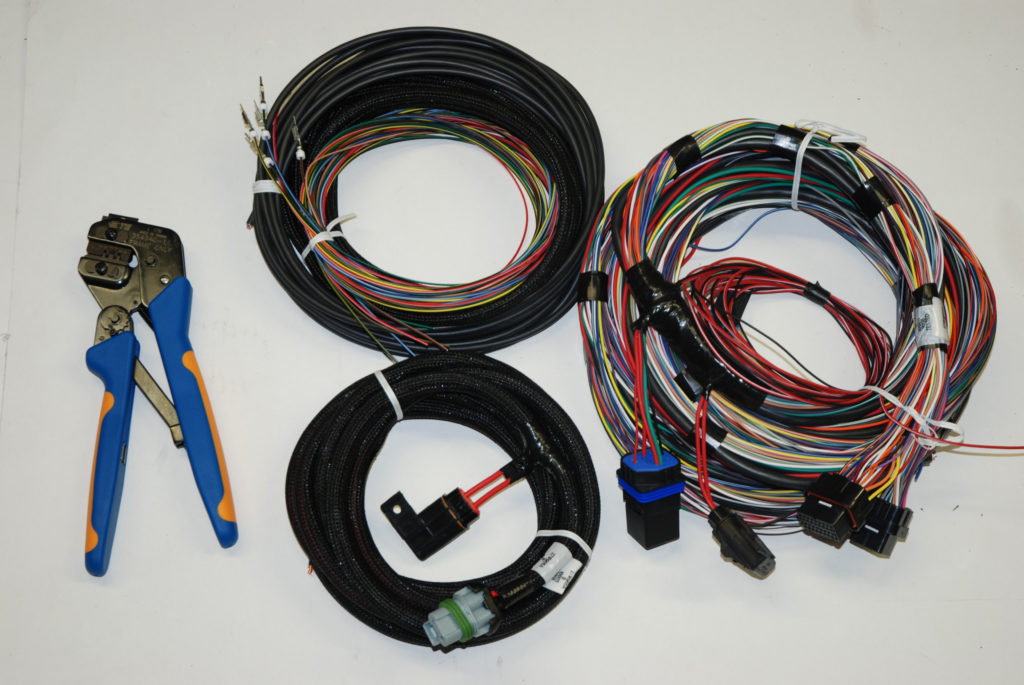 Holley-Dominator-12-wiring-kit