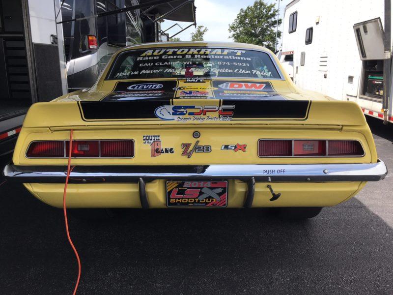 Kurt Anderson 1969 Chevy Camaro