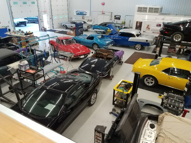 Autokraft Race Cars and Restoration shop