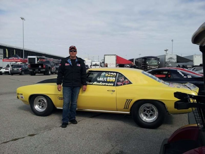 Kurt Anderson 2017 NMCA Street Kings champion