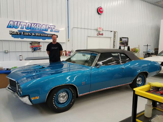 Jason Line Buick GS 455 Autokraft