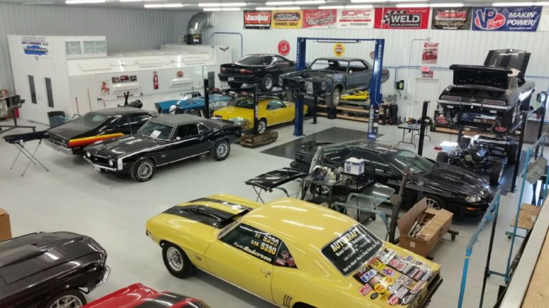 Autokraft Race Cars and Restoration