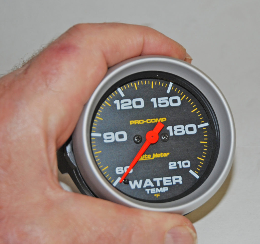 Gauge-5-Auto-Meter-Water-Temp