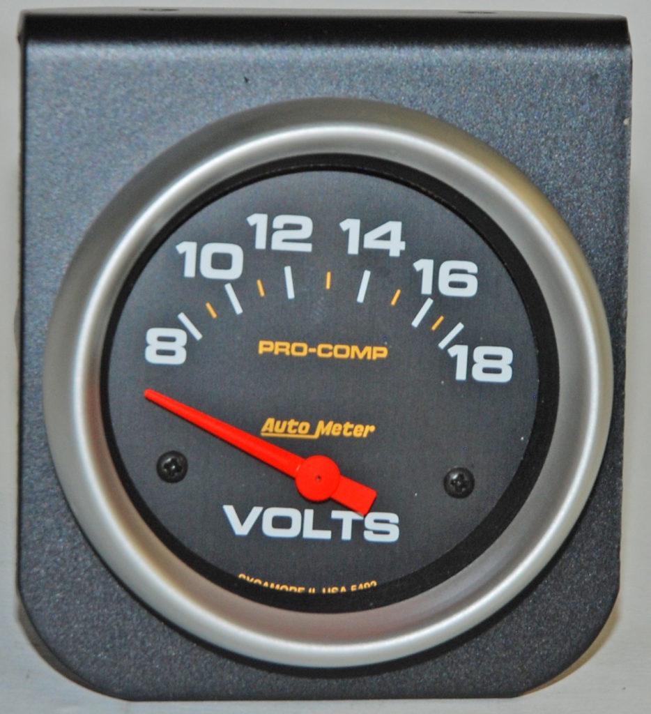 Gauge-8-Voltmeter-Pro-Compe-Auto-Meter