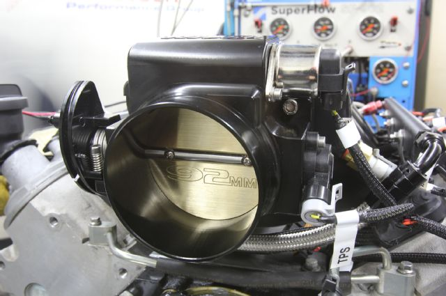 FiTech throttle body for LS - Super Chevy